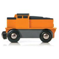 Brio Elektrická nákladní lokomotiva (7312350332155)
