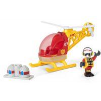 Brio Hasičský vrtuľník