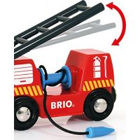 Brio Hasičský záchranársky vlak 3