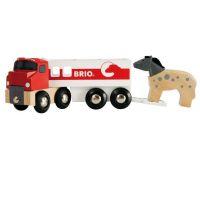 Brio Kamión na prepravu koní s koníkom 33405