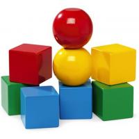 Brio Magnetické kocky