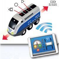 BRIO 33863 Mašinka na ovládání přes tablet 2
