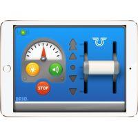 BRIO 33863 Mašinka na ovládání přes tablet 3