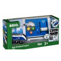 BRIO 33863 Mašinka na ovládání přes tablet 5