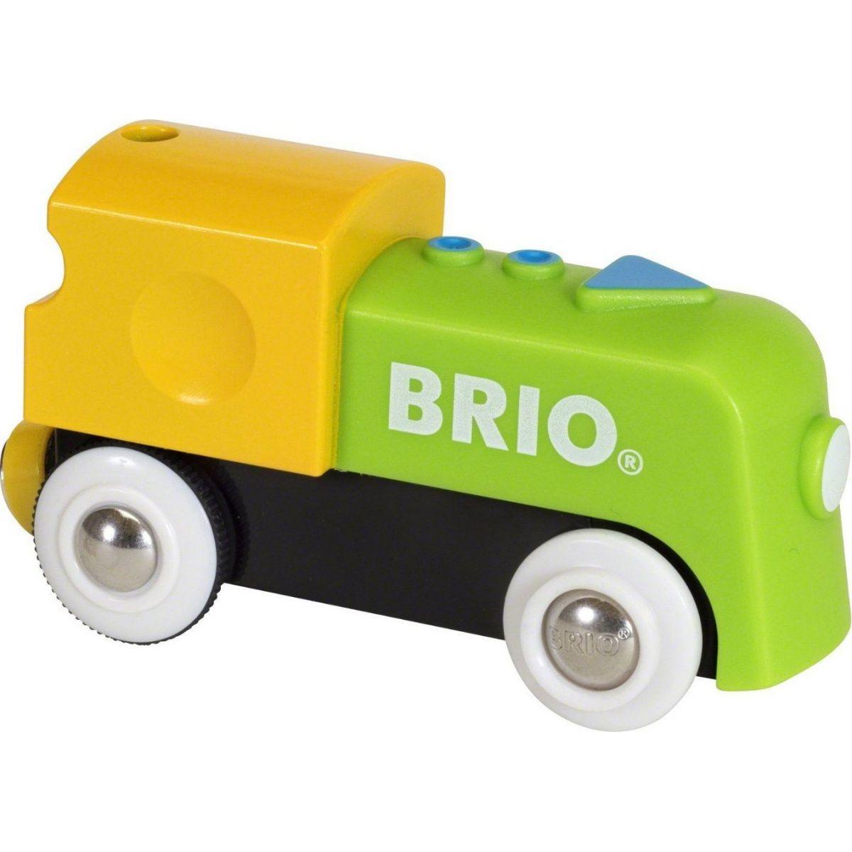 Brio Moja prvá elektrická mašinka