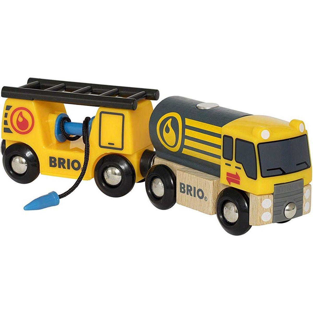 Brio Nákladiak s vagónmi