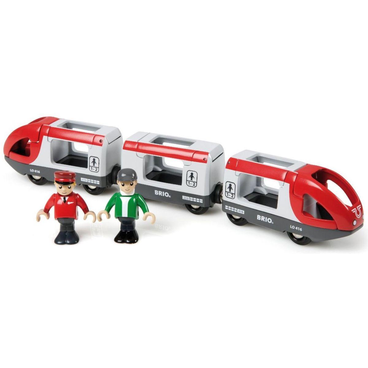 Brio 33505 - Osobní vlak s vagonky