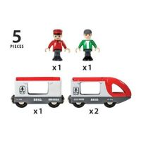 Brio 33505 - Osobní vlak s vagonky 4
