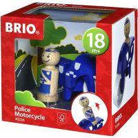 Brio Policajná motorka 2