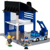 Brio Policejní stanice se světlem a zvukem - Poškozený obal
