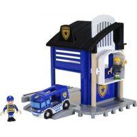 Brio Policajná stanica so svetlom a zvukom 2