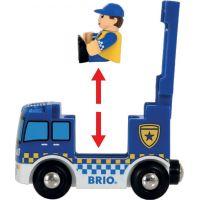 Brio Policajná stanica so svetlom a zvukom 6