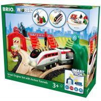 Brio Smart Tech Sada aktívnych tunelov 6