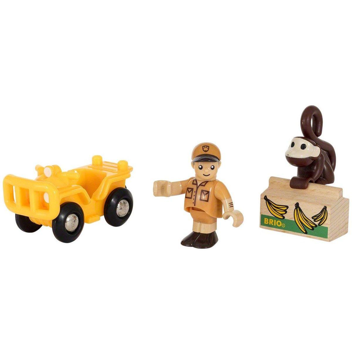 Brio Safari hracia sada