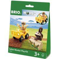 Brio Safari hracia sada 4