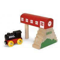 Brio klasic Vlaková stanice