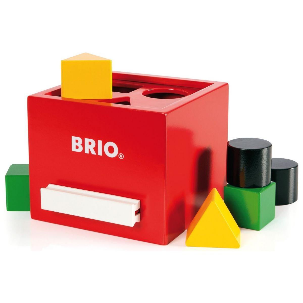 Brio Triediace krabice II