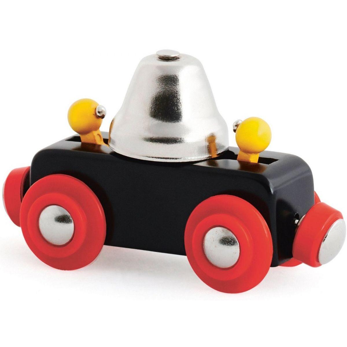Brio Vagón so zvončekom