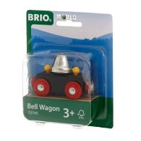 Brio Vagón so zvončekom 2
