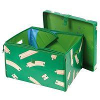 Brio Vláčikodráha Deluxe set v plastovom boxe 2