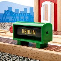 Brio Vlakové nádražie so zvukmi a svetlami 3