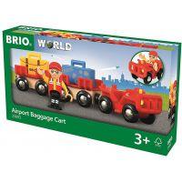 Brio Vozík s letiskovou batožinou 5