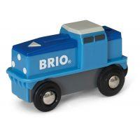 Brio World Nákladné Lokomotíva na batérie