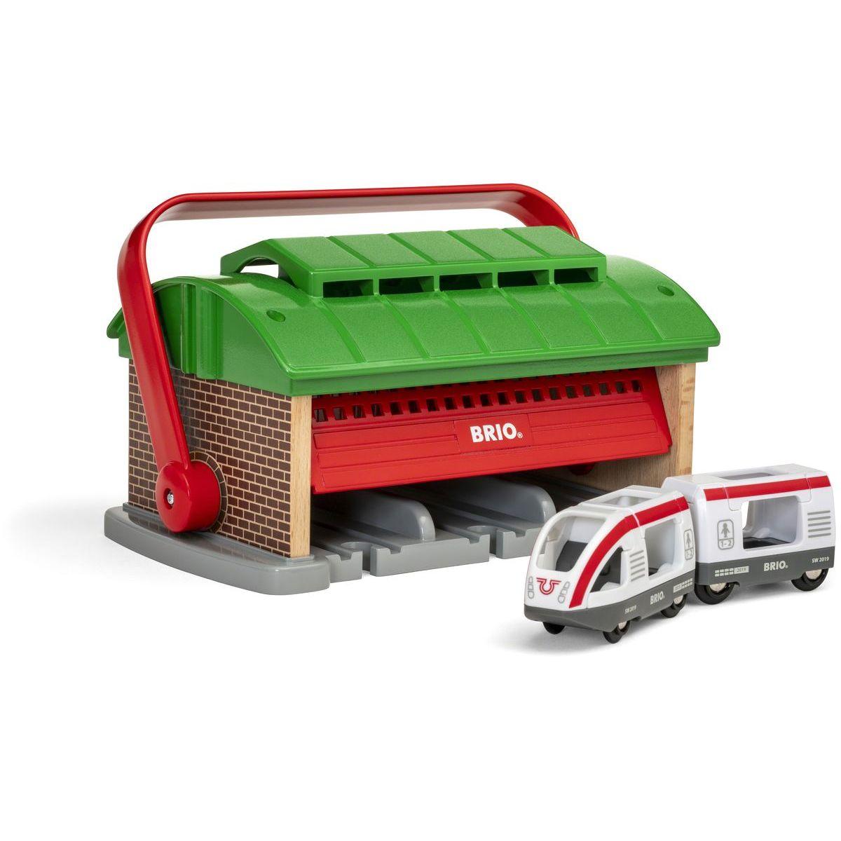 Brio World 33474 Prenosné vlakovej depo
