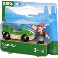 Brio World Hrací set športové auto 4