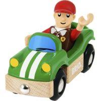 Brio World Hrací set športové auto 2