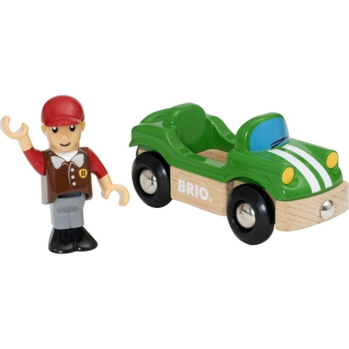 Brio World Hrací set športové auto