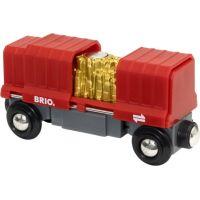 Brio World Hrací set náklad zlata