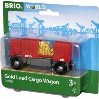 Brio World Hrací set náklad zlata 4