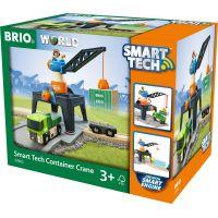 Brio World Žeriav Smart Tech 5