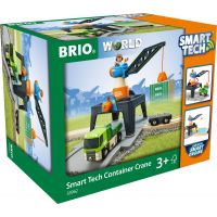 Brio World Žeriav Smart Tech 6