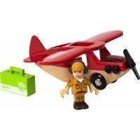 Brio World Safari lietadlo