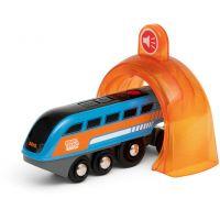 Brio World 33971 Smart Tech Sound Nahrávacie lokomotíva
