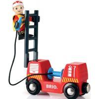 BRIO 33815 Vláčkodráha s týmem hasičů 4