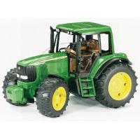 Bruder 01134 Traktor John Deere 6920 s prívesom a prednou lyžicou 3