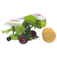 BRUDER 02121 - Přívěs balíkovač Claas Rollant 250 2
