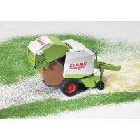 BRUDER 02121 - Přívěs balíkovač Claas Rollant 250 3