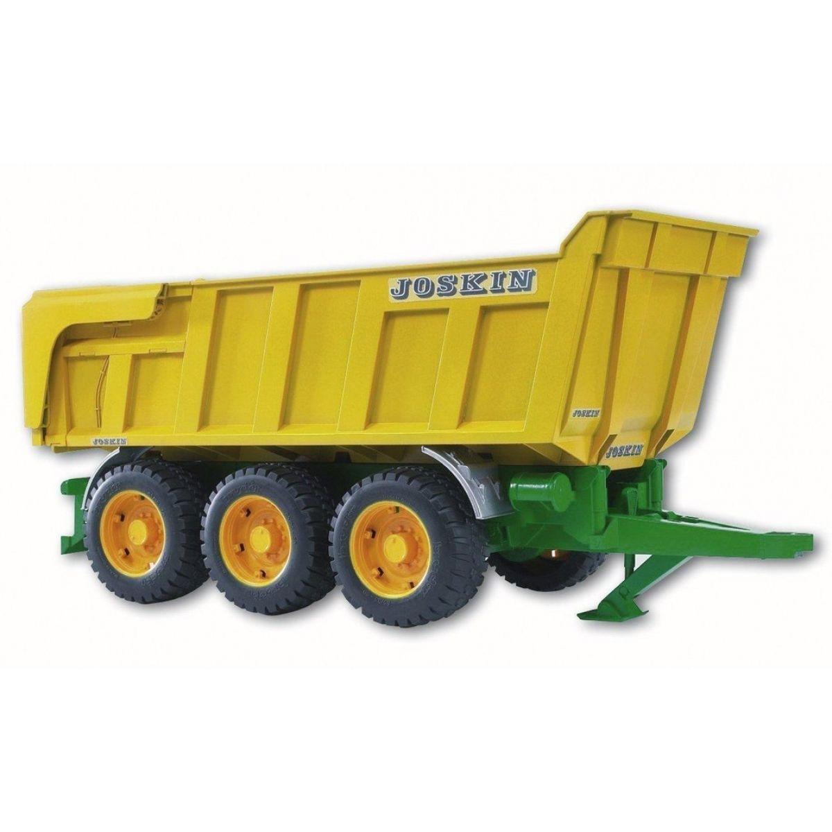 BRUDER 02212 - Přívěs Joskin k traktorům