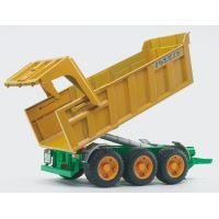 BRUDER 02212 - Přívěs Joskin k traktorům 5