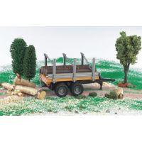 BRUDER 02213 Príves na drevo 2