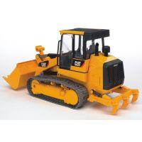 Bruder 02447 Caterpillar Pásový nakladač 3