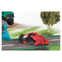 BRUDER 2577 Zametací stroj pro MB Unimog a traktory 2