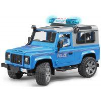 Bruder 02597 Policejný Land Rover Defender s policajtom 2
