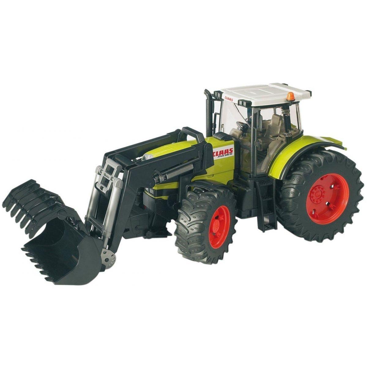 Bruder 3011 Traktor CLAAS s čelným nakladačom