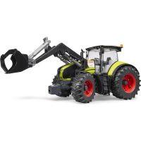 Bruder 3013 Traktor Claas Axion 950 s čelním nakladačem