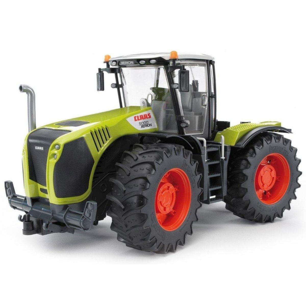 BRUDER 03015 Traktor Claas Xerion 5000